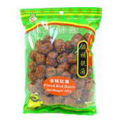 Pitted Red Dates (Seedless) (東亞去核紅棗)