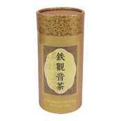 Tie Guan Yin Tea (Iron Buddha) (鐵觀音茶)