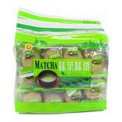 Matcha Biscuits (抹茶餅)