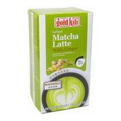 Instant Matcha Ginger Latte Drink (即溶薑抺茶拿鐵)