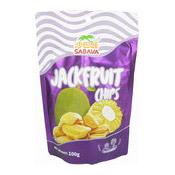 Jackfruit Chips (Mit Say) (菠蘿蜜乾)