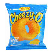 Cheezy-O Cheese Flavour Corn Snack (芝士圈)