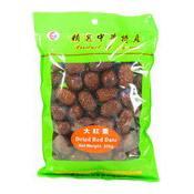 Dried Red Dates (Jujujbe) (東亞大紅棗)