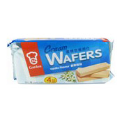 Cream Wafers (Vanilla) (嘉頓雲呢拿味威化)