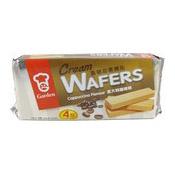 Cream Wafers (Cappuccino Flavour) (嘉頓咖啡威化餅)