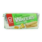 Cream Wafers (Lemon) (嘉頓檸檬威化餅)