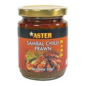 Sambal Chilli Prawn (蝦米辣椒)