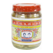 Fermented Soybean Sauce Without Chilli (廖孖記腐乳)