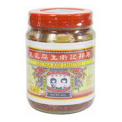 Fermented Soybean Sauce With Chilli (廖孖記辣椒腐乳)