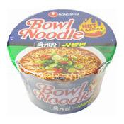 Instant Bowl Noodles (Hot & Spicy) (農心辣碗麵)