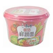 Instant Bowl Noodles (Tomato Flavour) (康師傅碗麵 (蕃茄))