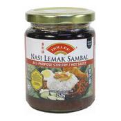 Nasi Lemak Sambal (多利牌椰漿飯參巴醬)