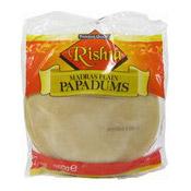Madras Plain Papadums (Poppadoms) (印度薄餅)