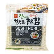Roasted Seaweed (Yakinori Sushi Nori) (壽司紫菜)