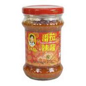 Tomato Chilli Sauce (老乾媽蕃茄辣醬)