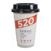 Green Tea With Milk Drink (520 奶茶)
