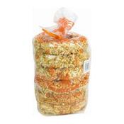 Rangginan Fried Sweetened Glutinous Rice Cracker (印尼甜米通餅)