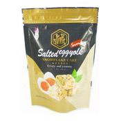 Snowflake Cake (Salted Egg Yolk) (雪花酥 (咸蛋黃))