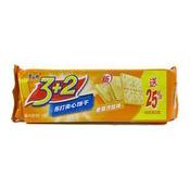 3+2 Cream Saltine Crackers (Tomato) (蘇打夾心餅 (番茄))