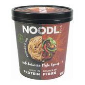 Chilli Cup Noodles With Balinese Style Spices (巴里辣椒麵)
