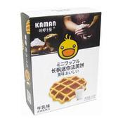 Changfeng Mine Crispy Waffle Cake (Milk) (迷你法芙餅 (牛奶))
