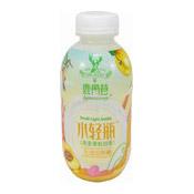 Peach Oat Milk Small Light Bottle (燕麦果粒奶昔香桃)