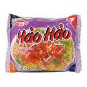 Hao Hao Instant Noodles (Saté Onion Mi Sate Hanh) (越南洋蔥沙爹麵)