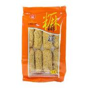 Rice Puff With Sesame (九福麻粩)