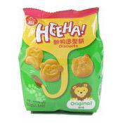Heehaa! Biscuits (Original) (九福原味動物餅)