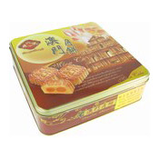 Pure White Lotus Paste Mooncakes (美蝶純白蓮蓉月餅)