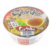 Japanese Ramen Cup Noodles (Soy Sauce Flavour) (麵樂日本拉麵 (醬油))