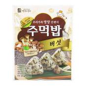 Seasoned Vegetable Powder (Mushroom Furikake) (素食飯團調味粉)