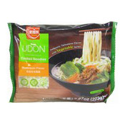 Udon Cooked Noodles (Mushroom Flavour) (愛麵族香菇烏龍麵)