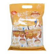 Cookies (Egg Flavour) (九福風味鸡蛋餅干)
