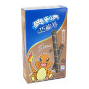 Wafer Rolls (Chocolate Flavoured) (奧利奧威化卷 (巧克力))