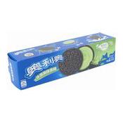 Oreos Chocolate Cookies With Cream Filling (Green Tea Ice Cream Flavour) (奧利奧曲奇(綠茶雪糕味))