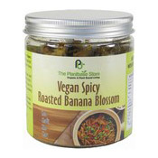 Vegan Spicy Roasted Banana Blossom (素香蕉芯 (辣味))