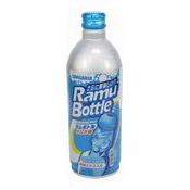 Ramu Bottle Carbonated Drink (Original) (日本飲品)