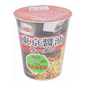 Instant Cup Ramen Noodles (Tokyo Shoyu Soy Sauce) (逸品東京醬油拉麵杯)