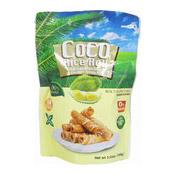 CoCo Rice Roll Thai Jasmine Rice & Coconut Crispy Roll (Durian) (酥脆米卷 (榴槤))