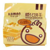 Wafer Biscuits (Soy Milk Flavour) (豆乳威化餅)