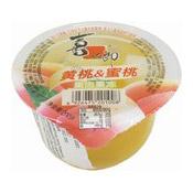 Peach Jelly (喜之郎黄桃蜜桃果凍)