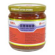 Garlic Chilli Sauce (富記蒜茸辣椒醬)