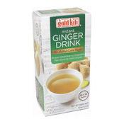Instant Ginger Drink (No Added Cane Sugar) (即沖薑晶)