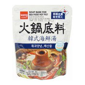 Soup Base For Seafood Hotpot (韓國海鮮火鍋湯)