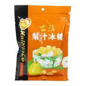 Pear Rock Sugar (梨汁冰糖)