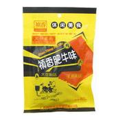 Seasoned Soy Meat Snack (Beef Flavour) (禛香肥牛味素食)