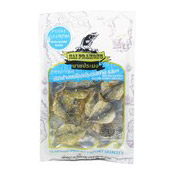 Roasted Seasoned Fish Snack (Sesame Seeds Flavour) (魚乾小食 (芝麻))