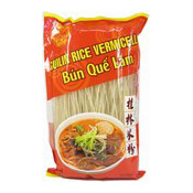 Guilin Rice Vermicelli Noodles (Bun Que Lam) (桂林米粉)