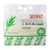 Shanghai Yangchun Dried Noodles (金沙河上海陽春麵)